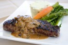 Recipe from the Chef: Steak Au Poivre