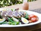 Seared Albacore Nicoise Salad
