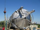 Harvest Update: A Cool New Fermenter