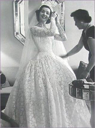 Wedding Wednesday: Dresses of the Decades - Ponte Winery Blog