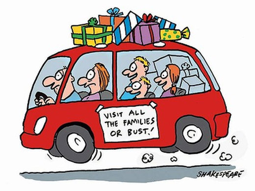 Holiday Road Trip! And a Ponte Wine for (almost) Everyone - Ponte ...