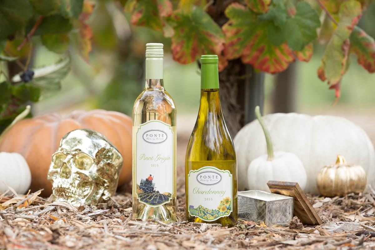 Festive Fall Wine Flights Ponte Winery Blog