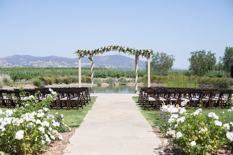 Pond Wedding Venue