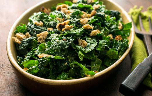 Tuscan Kale Salad by New York Times
